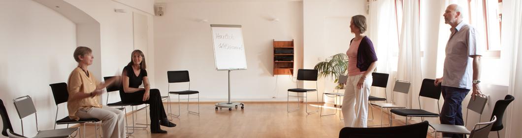 Seminarräume | Aquariana | Praxis- und Seminarzentrum in Berlin